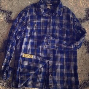 Duluth Trading Flannel